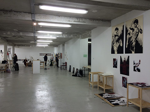 75-opbouw-tentoonstelling-St-Lukas